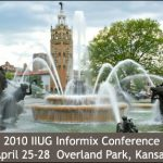 IIUG Insider (Issue #117) March 2010